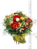 Букет цветов «Летняя фантазия»